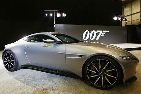 Aston Martin Db10 An Exclusive Model For James Bond