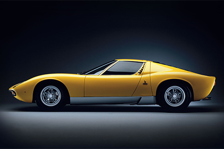 We Remember The First Super Sportive In History Lamborghini Miura