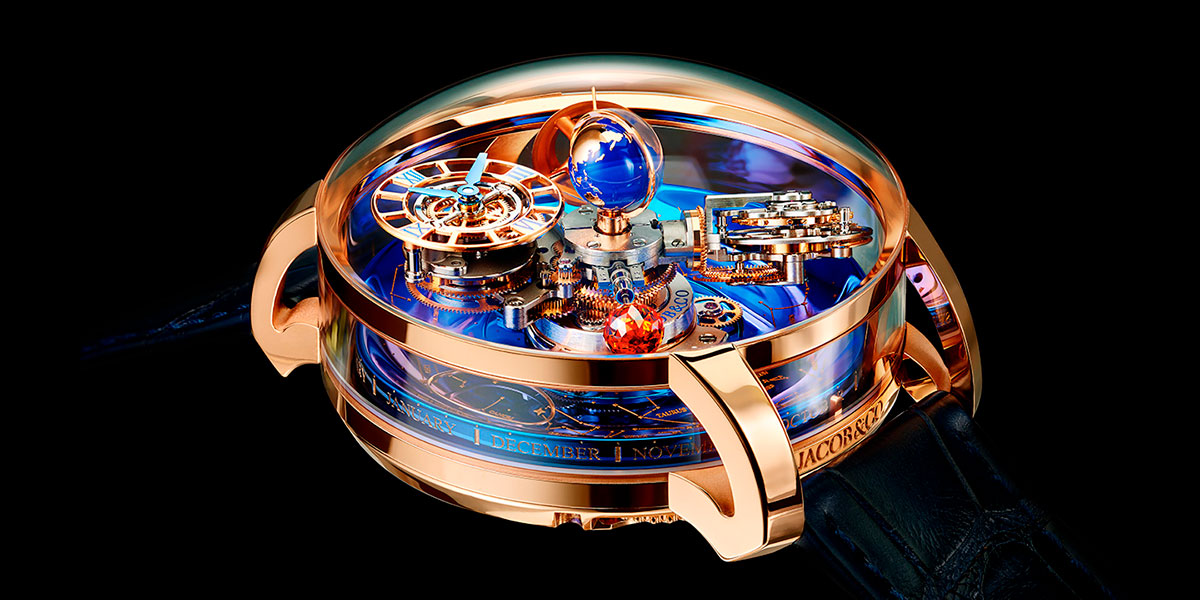 Jacob & Co. Presents Astronomia Sky