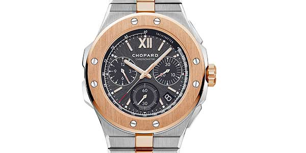 Chopard introduces a high-flying chronograph