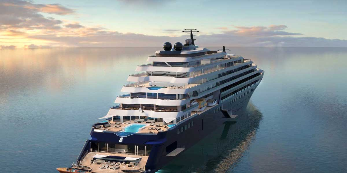 The Ritz-Carlton Yacht Collection zarpará a mediados de año