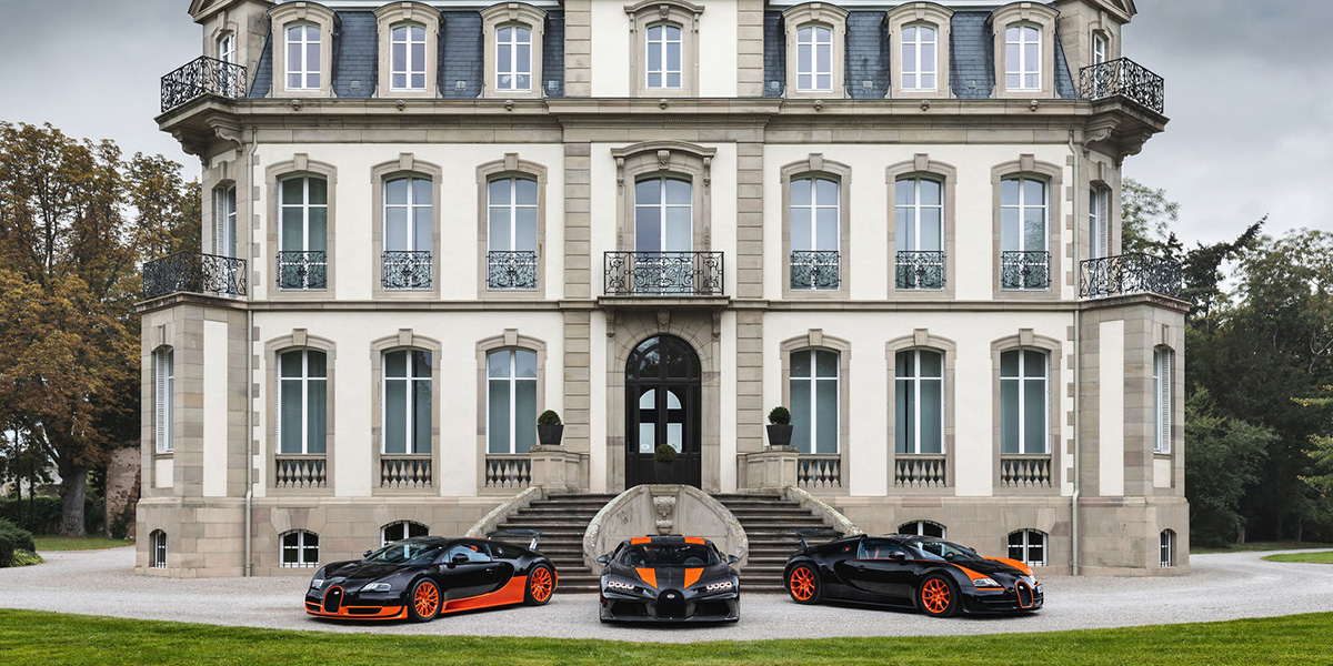 Bugatti Chronology: A luxury, speed and record-breaking brand (I)