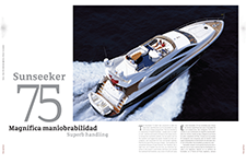 Sunseeker 75 - Phil deKanter