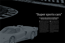 """Super sports cars"" - Enrique Rosas"