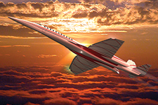 Aerion Supersonic Business Jet - Laura Velázquez