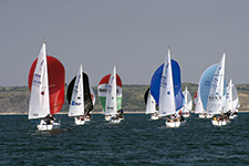 J24, On a heading toward the world sailing championships - Manuel Villareal