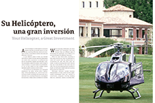 Your Helicopter, a Great Investment - Enrique Rosas