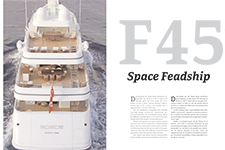 F45 Space Feadship - Viridiana Barahona