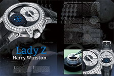 Lady Z  Harry Winston - Enrique Rosas