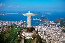 The Christ of the Corcovado - Kundalini Muñoz