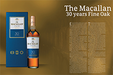 The Macallan 30 years Fine Oak - AMURA