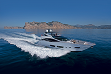 28 Metre Yacht  - Sunseeker International Limited