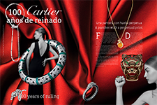100 years of ruling Cartier - © Cartier