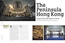 The Peninsula Hong Kong - AMURA
