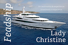 Feadship Lady Christine - Feadship ©