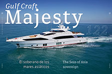 Gulf Craft Majesty 122 - Lizethe Dagdug