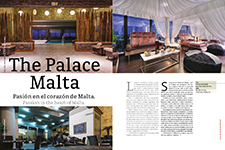 The Palace Malta - Isabel Ramírez