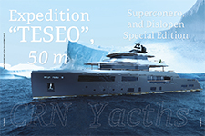 "Expedition ""TESEO"", 50 m CRN Yacths -"