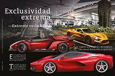 Exclusividad extrema - Enrique Rosas