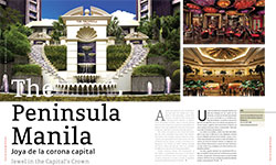 The Peninsula Manila   - Elle Lawliet