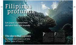 The deep Philippines - Manuel Pintos