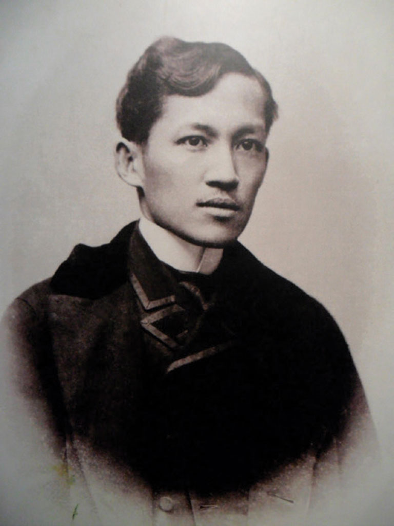 una profanacion by jose rizal In 1880, josé rizal, then a nineteen-year-old student, won first prize in a literary  contest in manila the winning piece, an allegorical essay entitled el consejo de .