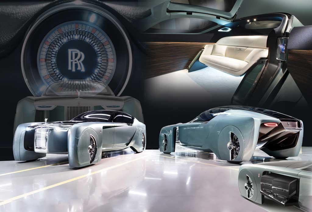 Text: Rolls Royce Motors ± Photo: ROLLS ROYCE OF HOUSTON / CD1