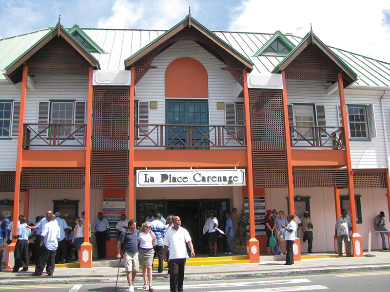 La Place Carenage Duty Free Shopping Mall