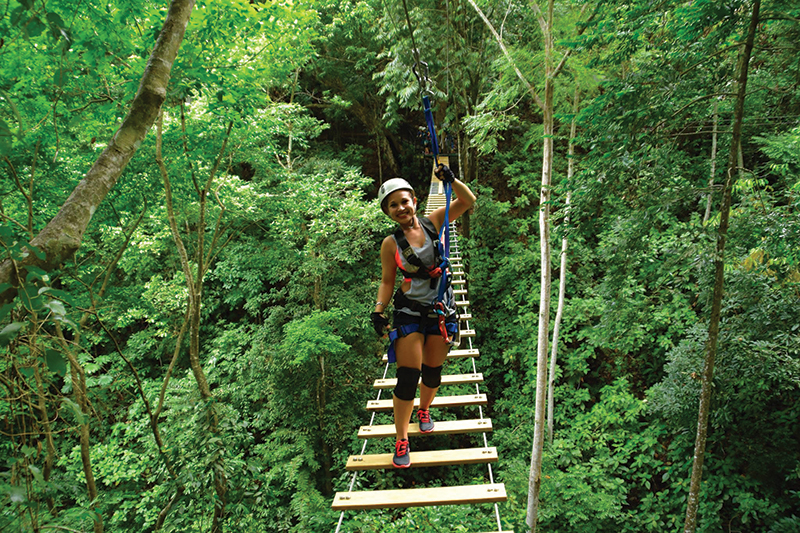Saint Lucia has an alluring and exciting variety of adventures.