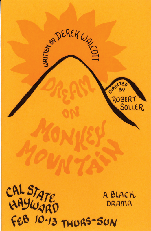 Dream on Monkey Mountain, a prominent play by Walcott