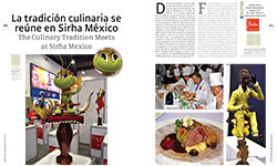 The Culinary Tradition Meets at Sirha Mexico - AMURA