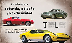 A Tribute to Power, Design and Exclusivity - Daniel Marchand M.