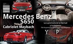Mercedes Benz S650 Cabriolet Maybach  - Daniel Marchand M.