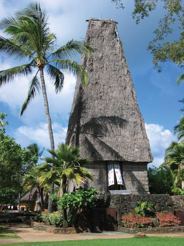 A Burekalou is a temple, a spiritual house built in memory of the ancestors in traditional villages.