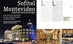 Sofitel Montevideo Casino Carrasco & Spa - Andrés Ordorica
