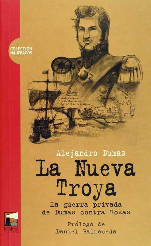 Amura,Montevideo, or the New Troy is an 1850 book written by Alexandre Dumas.