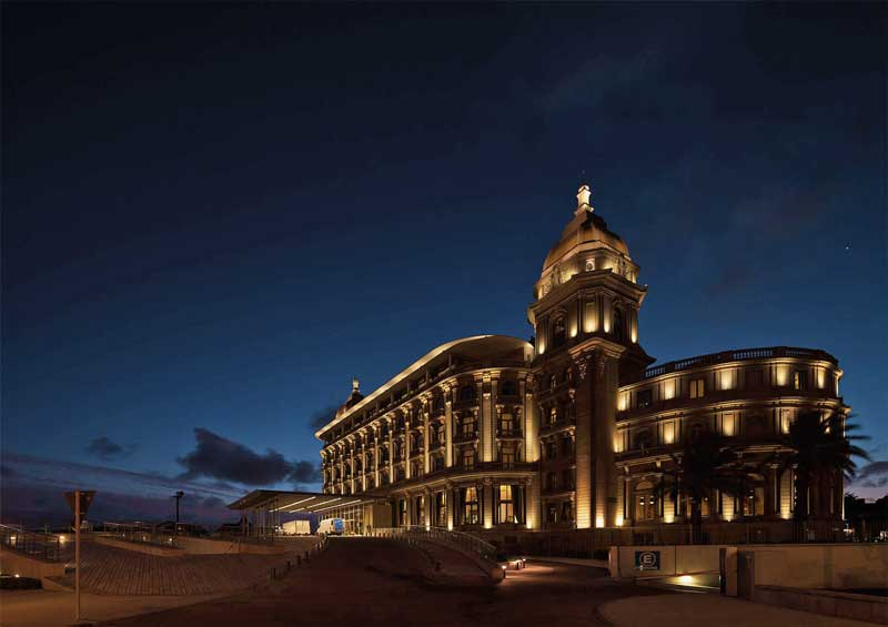 Amura,Sofitel Montevideo Casino Carrasco & Spa was declared a national heritage building in 1975.