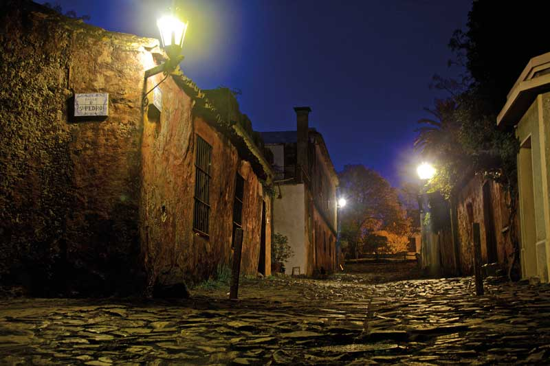 Amura,Colonia del Sacramento is one of the most important tourist attractions in Uruguay.
