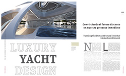 LUXURY YACHT DESIGN - Ashanti Rojano