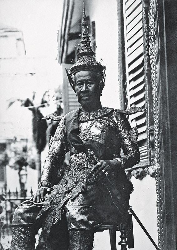 Amura, Camboya, Cambodia, Cambodia enjoyed an era of peace with King Sisowath.