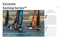 Extreme Sailing Series™ - Land Rover