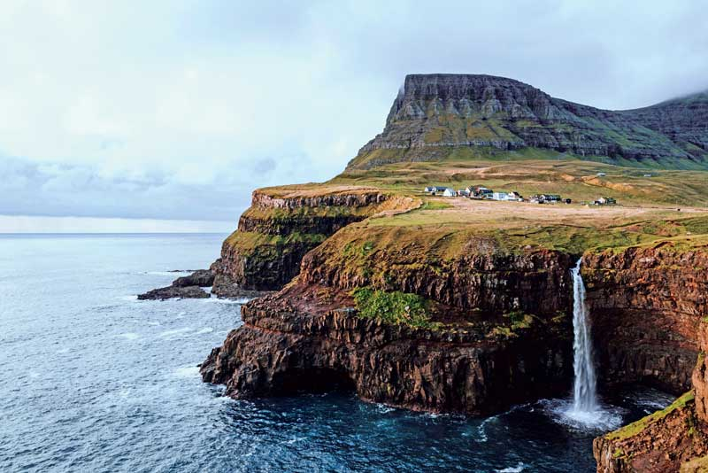 Amura,Dinamarca,Vikingos,Rey Harald,piedras rúnicas de Jelling,daneses,felicidad, The Faroe Islands are a pristine archipelago of eighteen isles in the North Atlantic.<br />