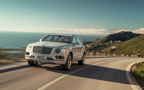 Bentley Bentayga Hybrid - Bentley