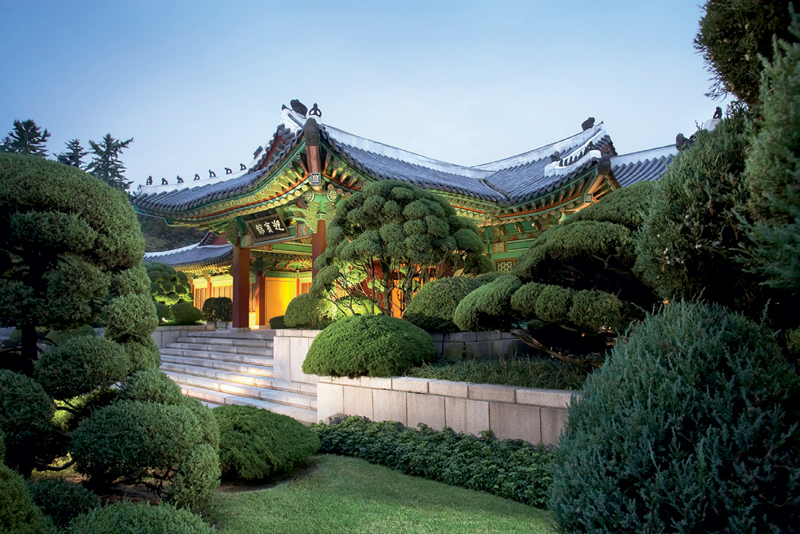 Amura,Corea del Sur,South Korea,Rakkojae,Seul,The Shilla Seoul,