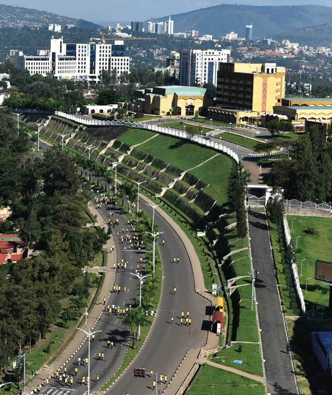 Amura, AmuraWorld,Rwanda,Ruanda,Compás Internacional,International Compass , Her capital is considered the most clean of Africa.