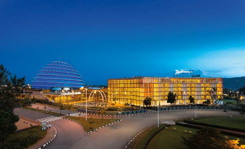 Amura, AmuraWorld,Rwanda,Ruanda,Compás Internacional,International Compass , Kigali Convention Center: modern architecture inspired by traditional designs.