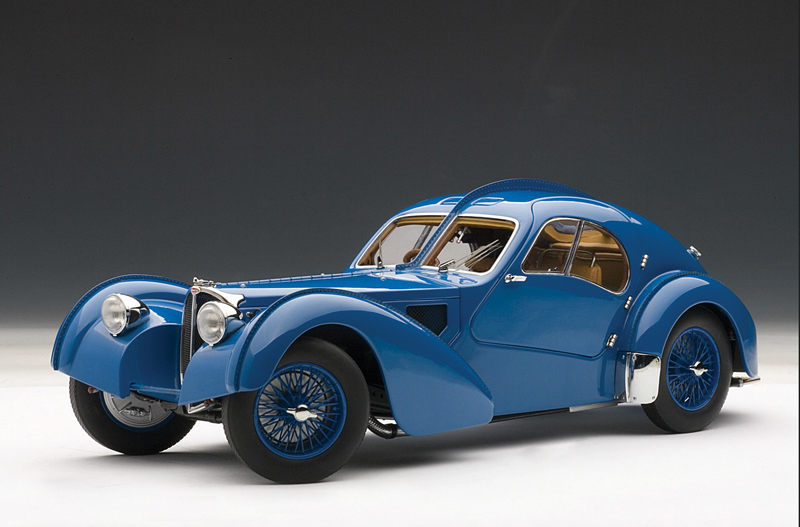 Amura,Agde,Bugatti,Toys Collection,Cars, T57SC Atlantic.