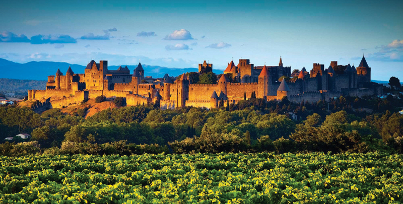 Amura,Agde,Occitania,Languedoc, Languedoc has vineyards, and a great religious history behind.