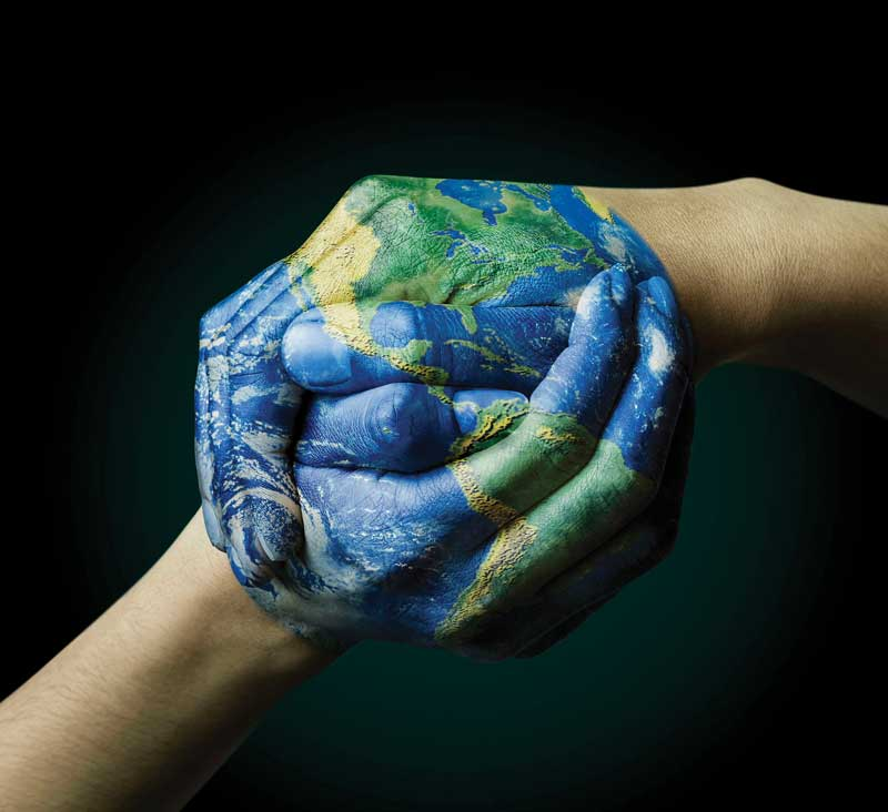 Amura, Amura World,Homenaje a la vida, We humans have the future of the planet in our hands.