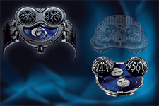 Moonmachine HM3 MB&F Horlogical Lab por Stepan Sarpaneva - AMURA